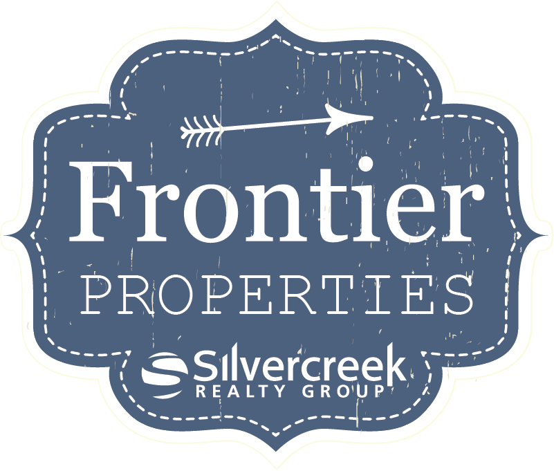 Josh & Crystal Shearer – Frontier Properties – Silvercreek Realty Group Logo