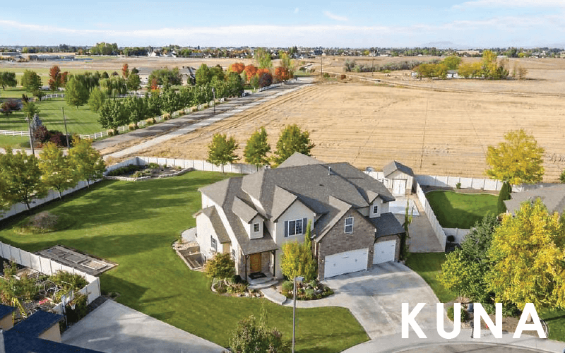 Kuna Real Estate & Homes